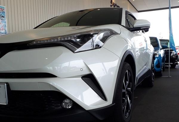 トヨタ「C-HR」の最大値引き額は30万?相場の最新情報は?